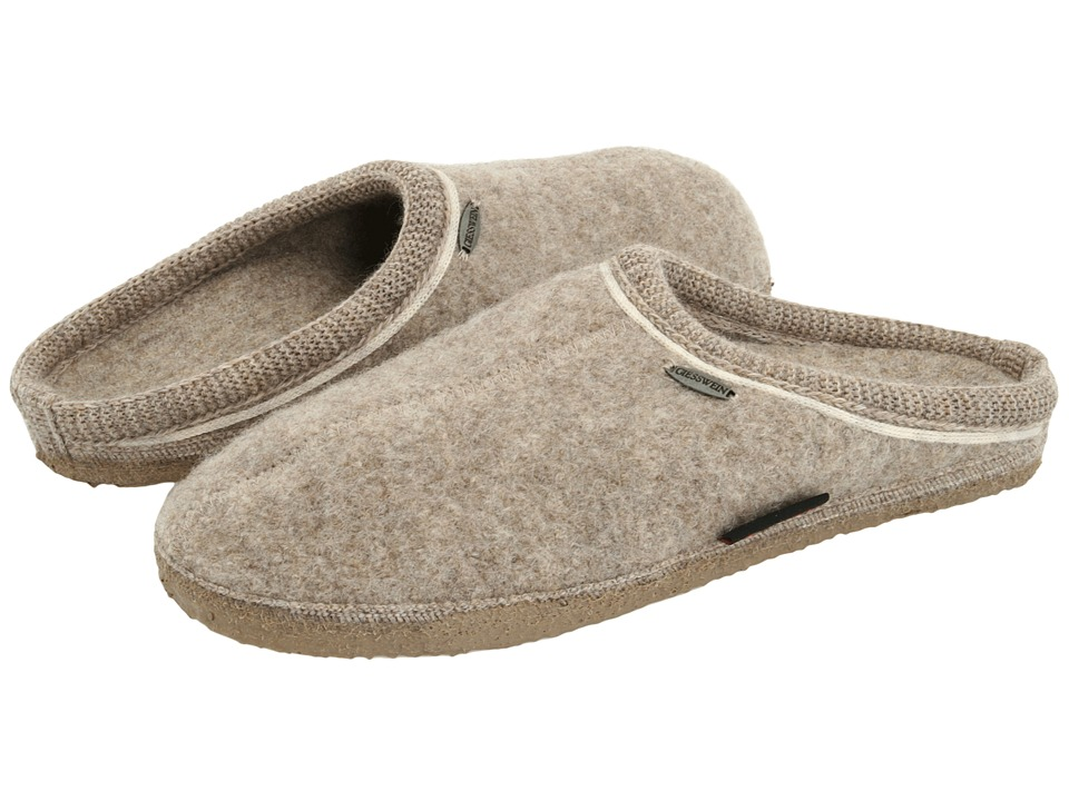 Giesswein Ammern Classic Natural Slippers