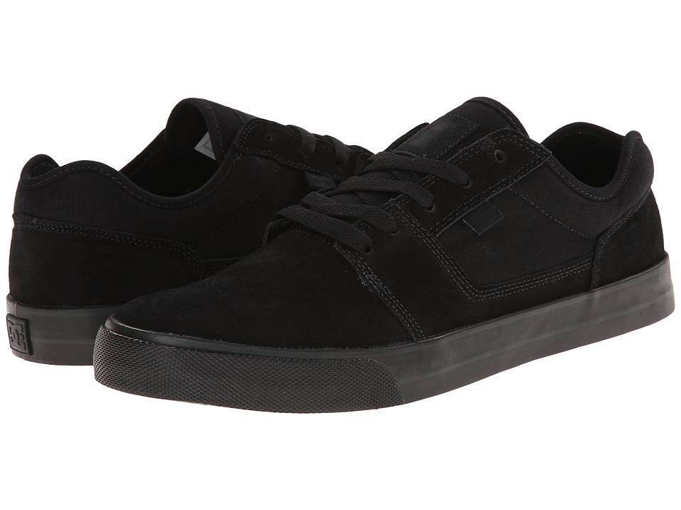 DC Tonik (Black/Black) Men's Skate Shoes