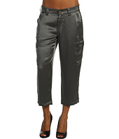 CJ by Cookie Johnson - Divine Silk Cropped Cargo
