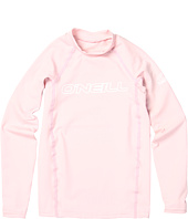 O'Neill Kids - Youth Basic Skins L/S Crew (Little Kids/Big Kids)