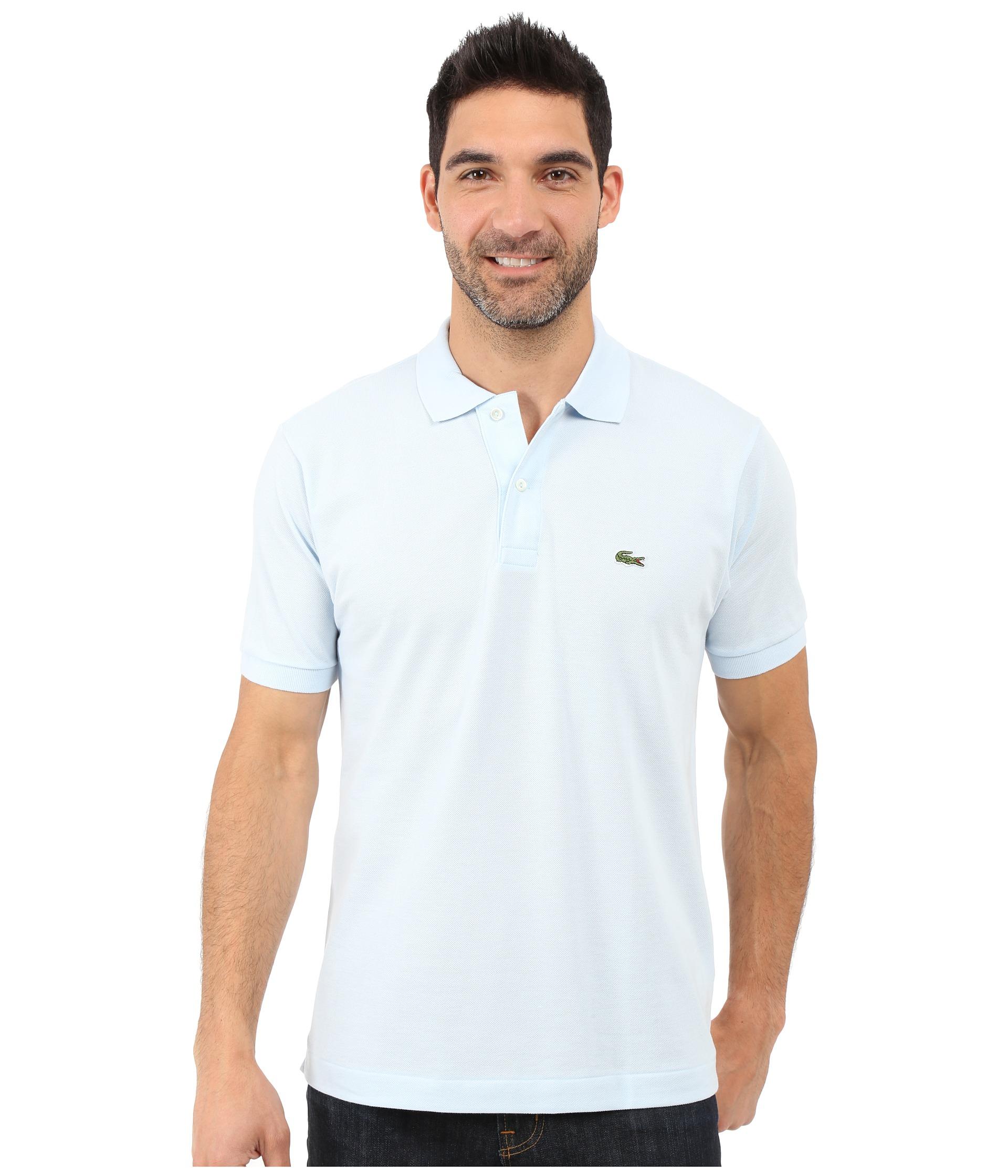 Рубашка поло лакост 5