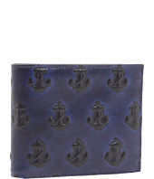 Jack Spade - Embossed Anchor Bill Holder