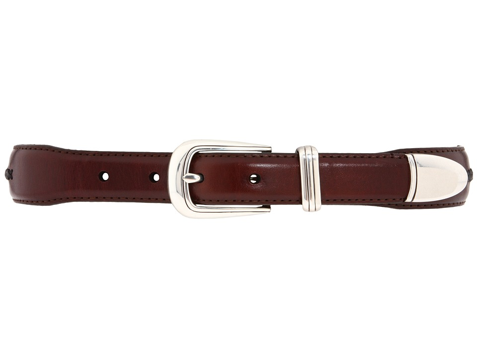 Brighton - Roberts Golf Belt (Brown/Black) Mens Belts