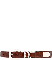 Brighton - Catera Croco Taper Belt