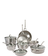 Calphalon - Contemporary Stainless Steel 13-Piece Set