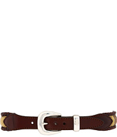 Brighton - Santos Fabric Taper Belt
