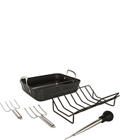 Calphalon - Contemporary Nonstick Roaster and Rack Set