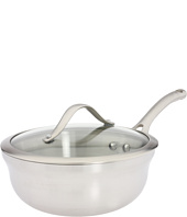 Calphalon - Contemporary Stainless Steel 2 Qt. Chef's Pan