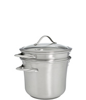 Calphalon - Contemporary Stainless Steel 8 Qt. Multi Pot