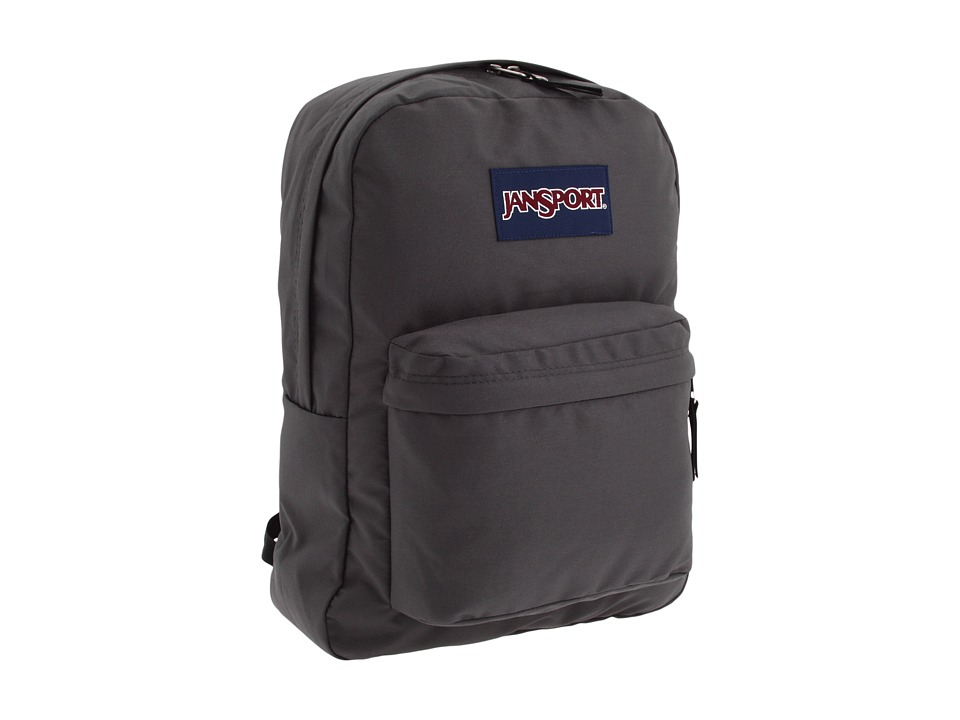 JanSport - SuperBreak(r) (Forge Grey) Backpack Bags