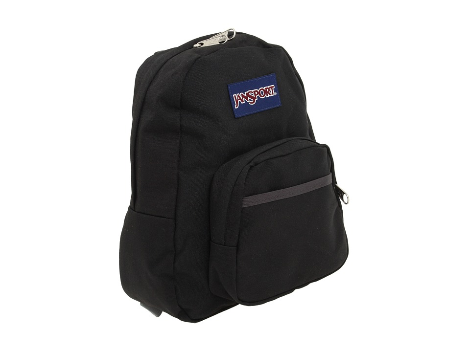 JanSport - Half Pint (Black) Backpack Bags
