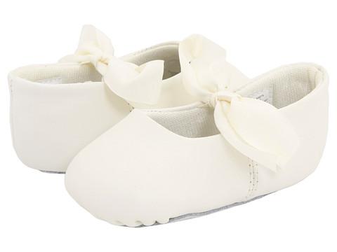 Baby Deer Sabrina Ballet (Infant) - Ivory