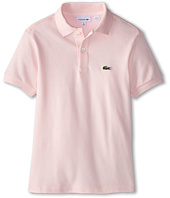 Lacoste Kids - Boys' Short-Sleeve Classic Pique Polo Shirt (Toddler/Little Kids/Big Kids)