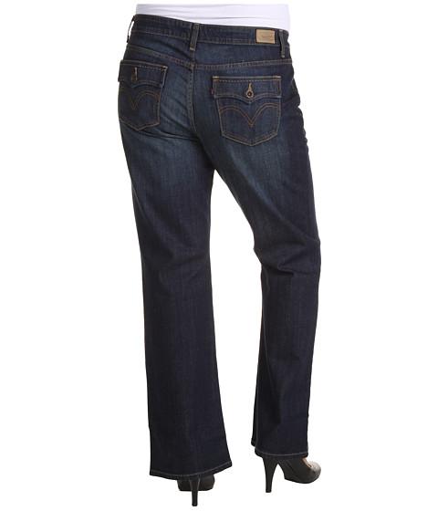 Levi's® Plus Plus Size 590™ Fuller Waist Boot Cut