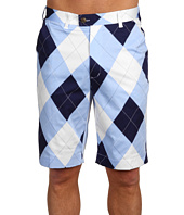 Loudmouth Golf - Blue & White Short