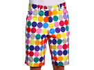 Loudmouth Golf Disco Balls White Short