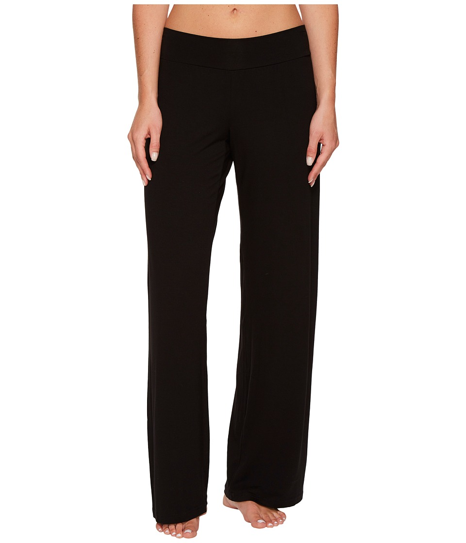 Cosabella - Talco Pajama Pants (Black) Womens Pajama