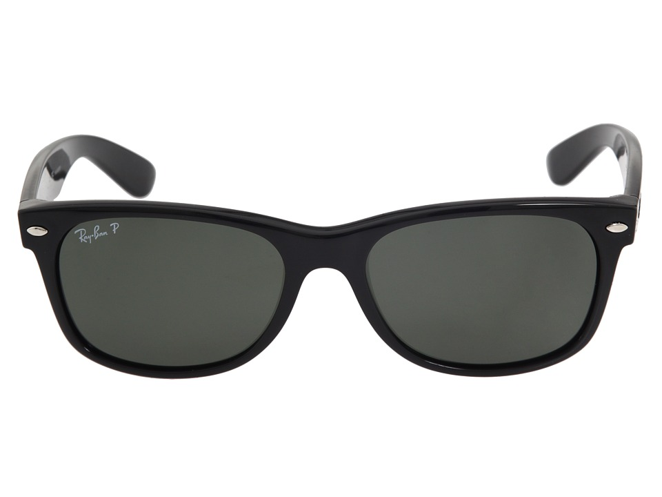 what does ray ban p mean  Ray-Ban RB2132 New Wayfarer Polarized 55mm - Zappos.com Free ...