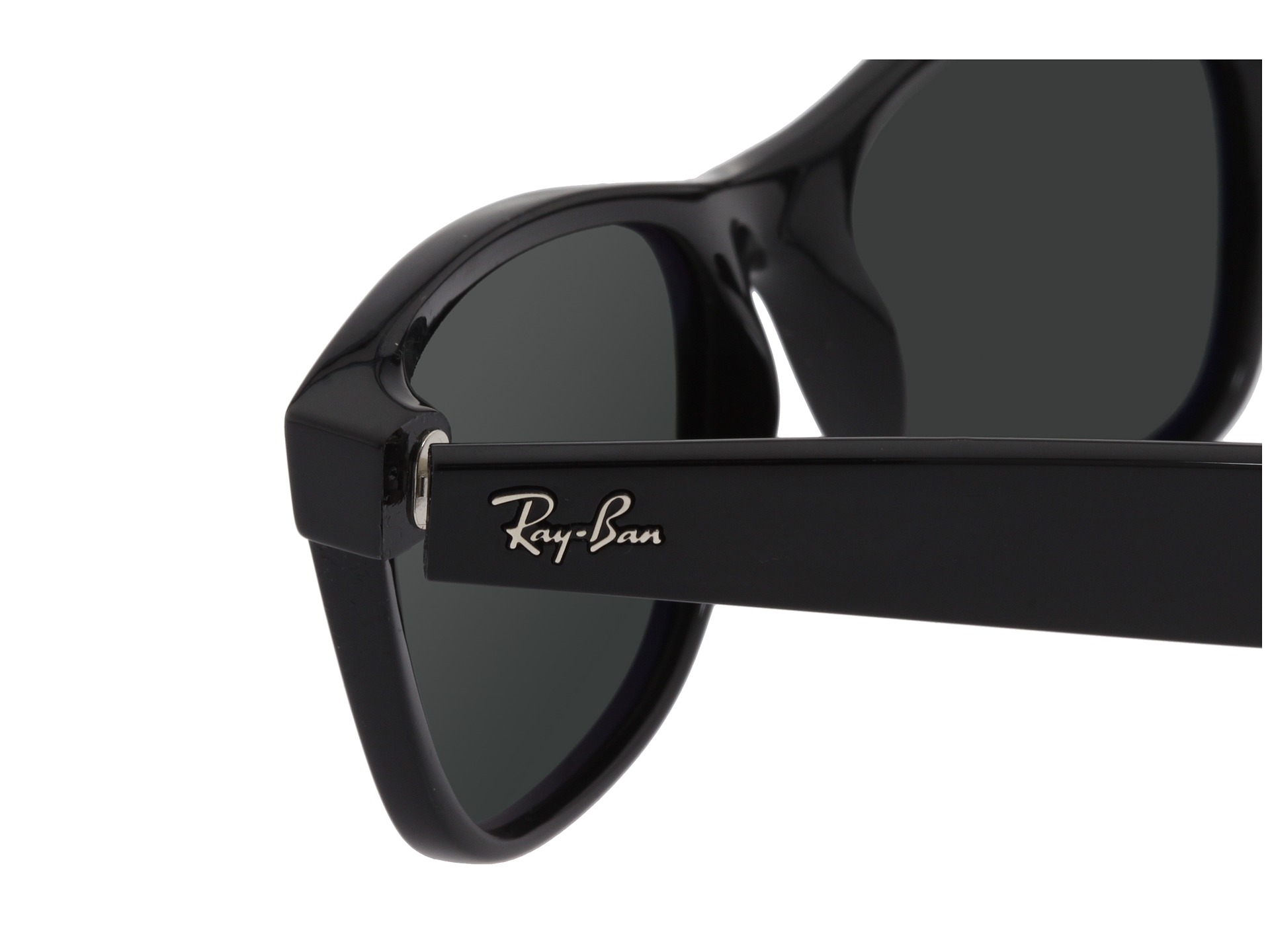 new wayfarer sunglasses 1qul  Ray-Ban RB2132 New Wayfarer Polarized 55mm