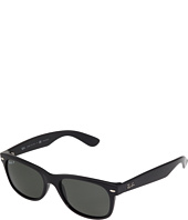 Ray-Ban - RB2132 New Wayfarer Polarized 55mm