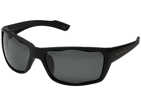 Native Eyewear Wazee Polarized - Asphalt/Grey Polarized Lens