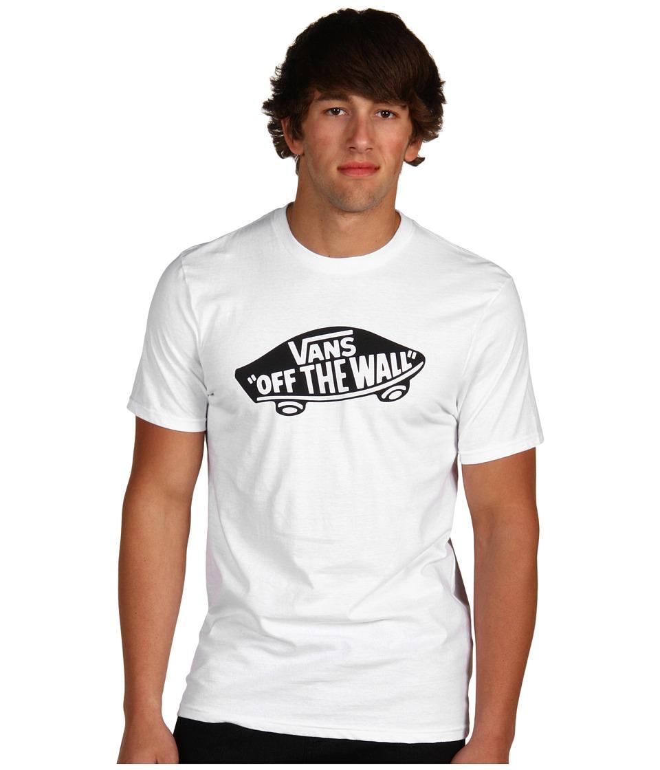 Vans Vans OTW Tee (White/Black) Men