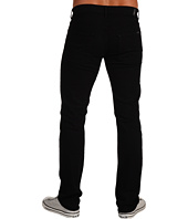 7 For All Mankind - Slimmy Slim Straight in Black Out