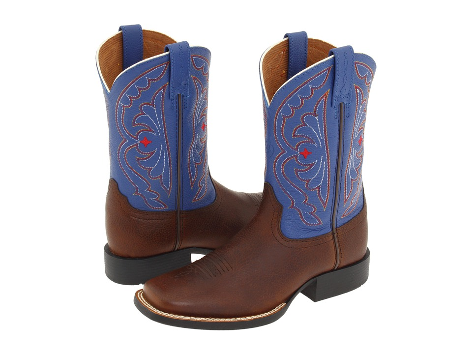 Ariat Kids - Quickdraw (Toddler/Little Kid/Big Kid) (Brow...