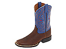 Ariat Kids Quickdraw (Toddler/Little Kid/Big Kid) (Brown Oiled Rowdy/Royal)
