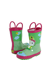 Western Chief Kids - Hello Kitty Froggy Rainboot (Infant/Toddler/Youth)