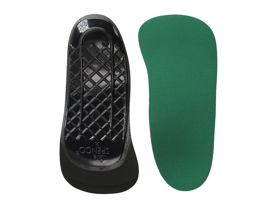 Spenco 3/4 Orthotic Insole Insole Insoles Accessories Shoes
