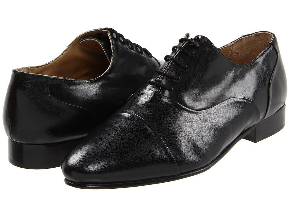 Giorgio Brutini 24440 Black Kidskin Mens Shoes