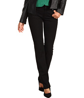 7 For All Mankind - Straight Leg in Black Black
