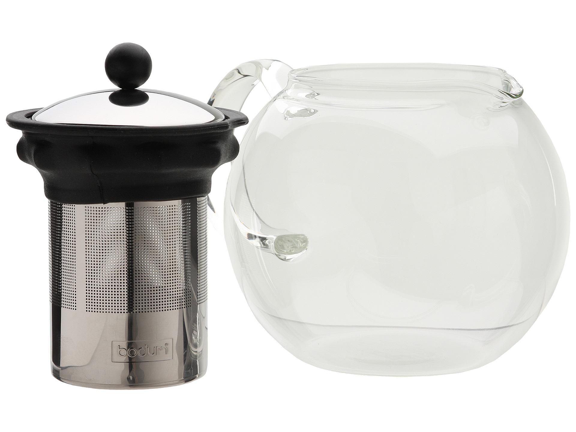 Bodum assam tea press with stainless steel filter 34 oz 1 - Theiere bodum assam 1 litre ...