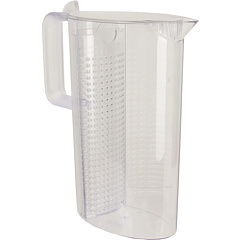 Bodum - CEYLON 51 oz. Iced Tea Jug and Water Infuser (Clear) - Home
