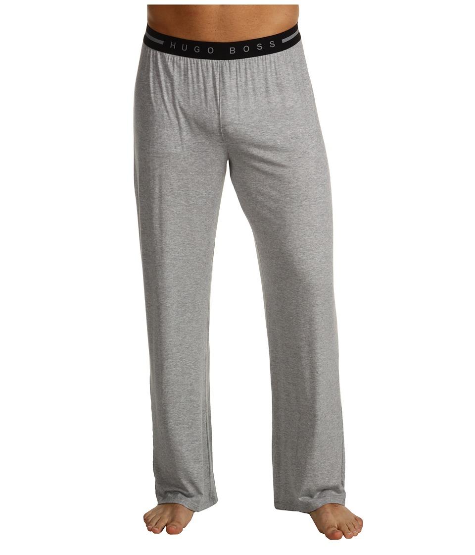 BOSS Hugo Boss Innovation 5 Long Pant Medium Grey Mens Pajama