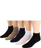 Jefferies Socks - Triple Roll 6-Pair Pack (Youth/Adult)