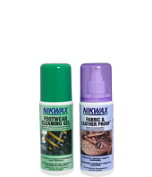 Nikwax - Fabric & Leather Spray Twin-Pack