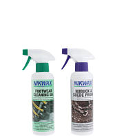 Nikwax - Nubuck & Suede Spray Care Twin Pack