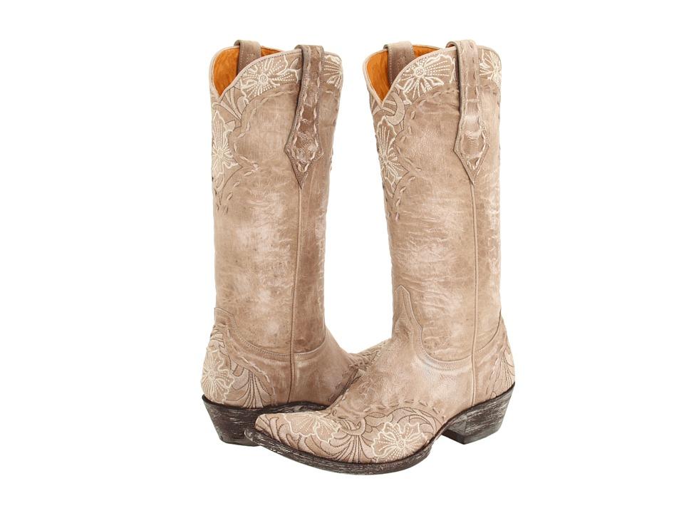 Old Gringo Erin 13 (Bone) Cowboy Boots