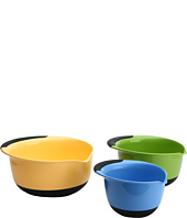 OXO - Good Grips® 3-Piece Plastic Mixing Bowl Set
