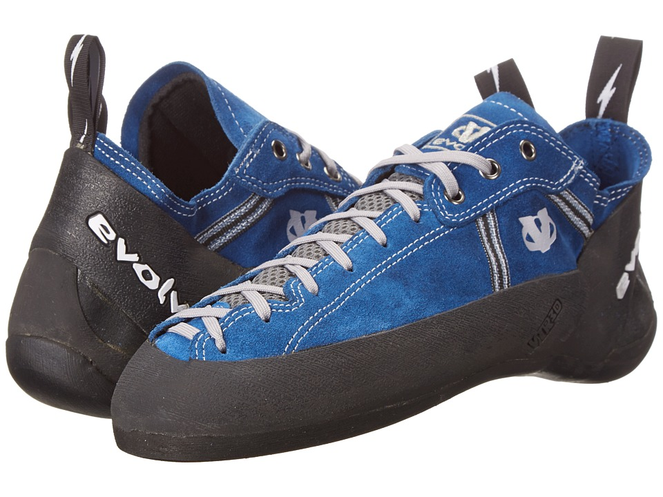 EVOLV - Royale (Royal Blue) Mens Climbing Shoes