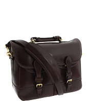 Mulholland Brothers - Angler's Bag Flapover Brief Bag