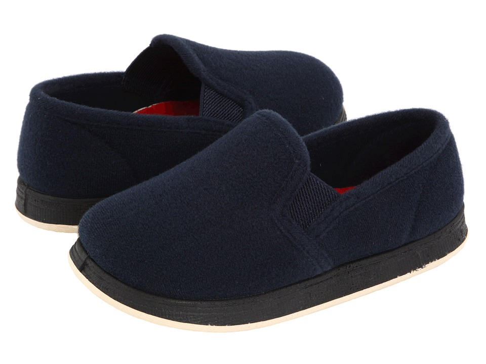 Foamtreads Kids - Gizmo (Toddler/Little Kid) (Navy) Boys Shoes