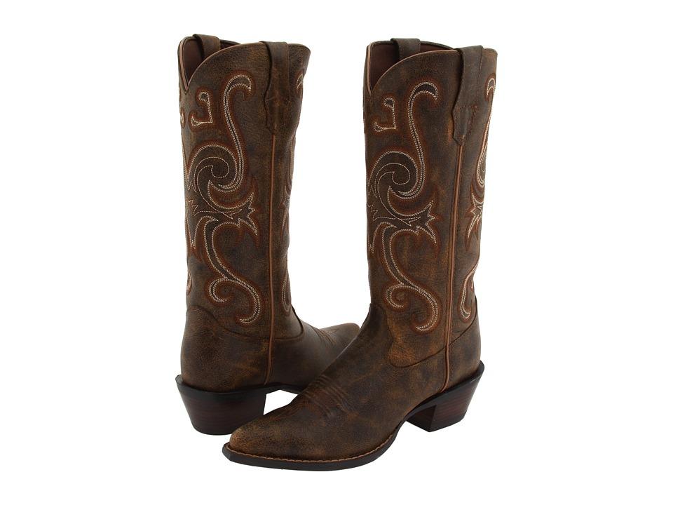 Durango Jealous 13 (Brown Bomber) Cowboy Boots