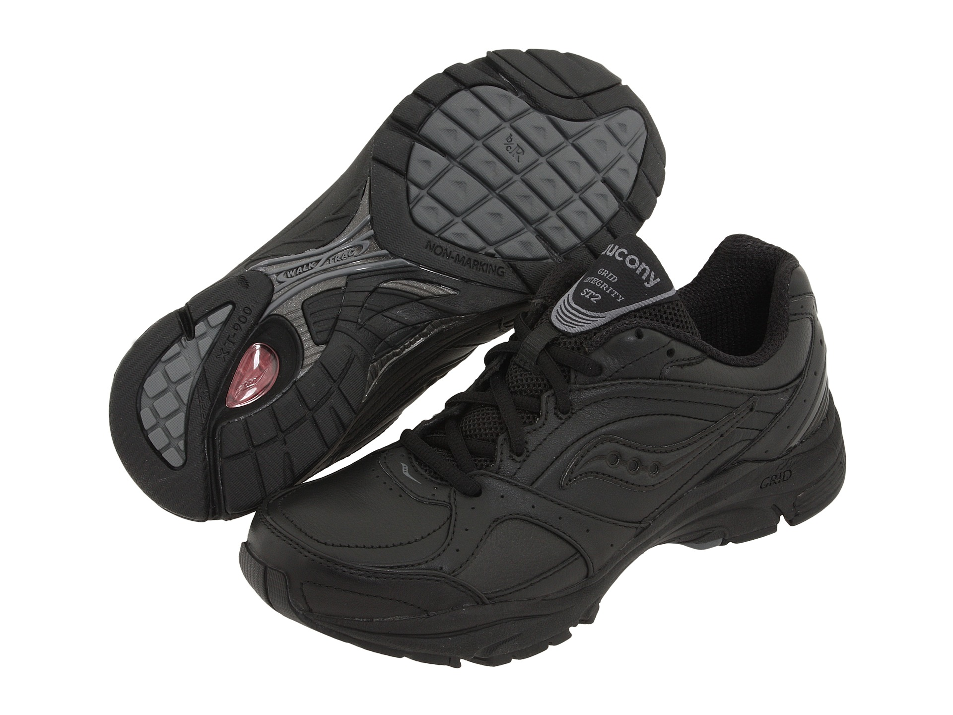 Saucony All Black Shoes