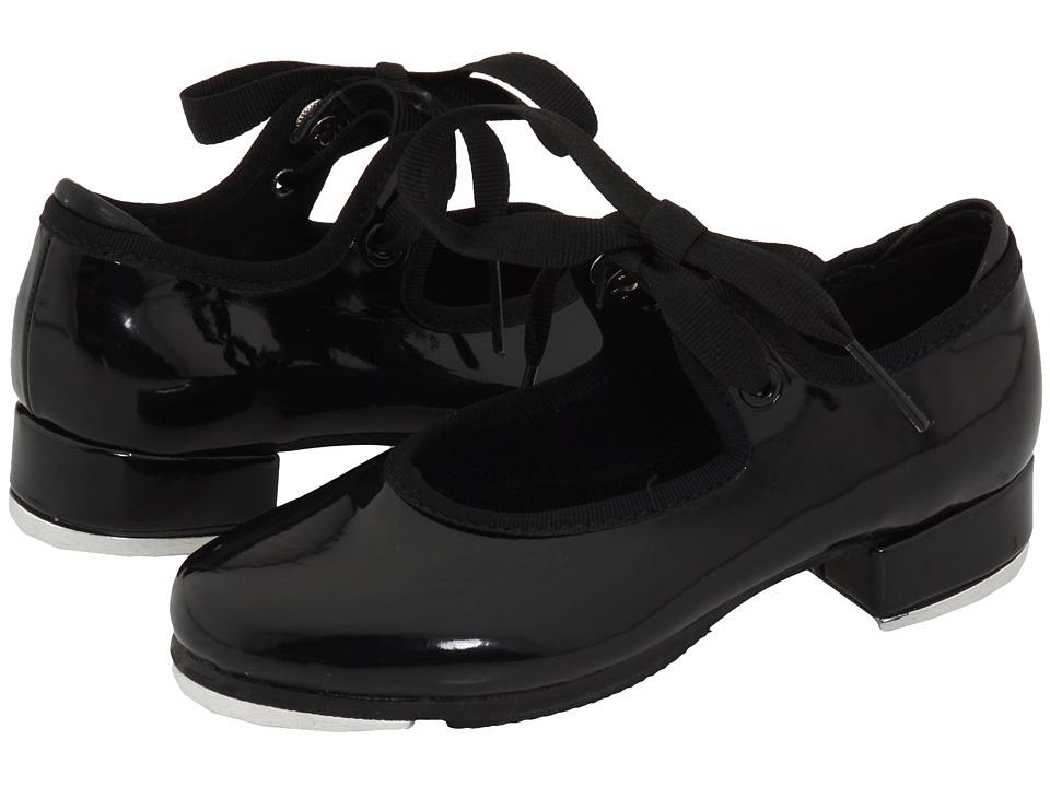 Bloch Kids Annie Tyette Tap S0350G (Toddler/Little Kid) (Patent) Girls Shoes