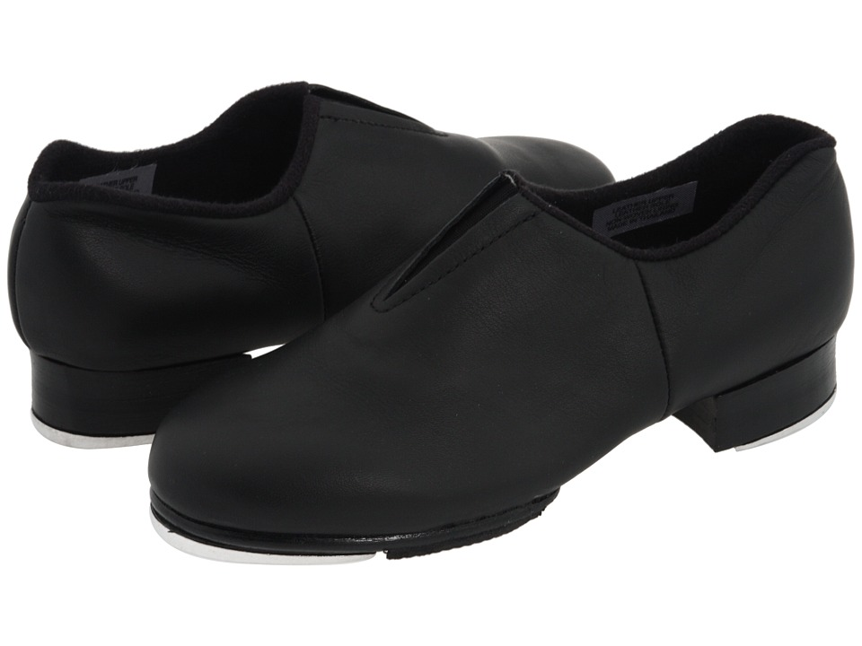 Bloch Kids - Tap-Flex Slip On S0389G (Toddler/Youth) (Black) Girls Shoes