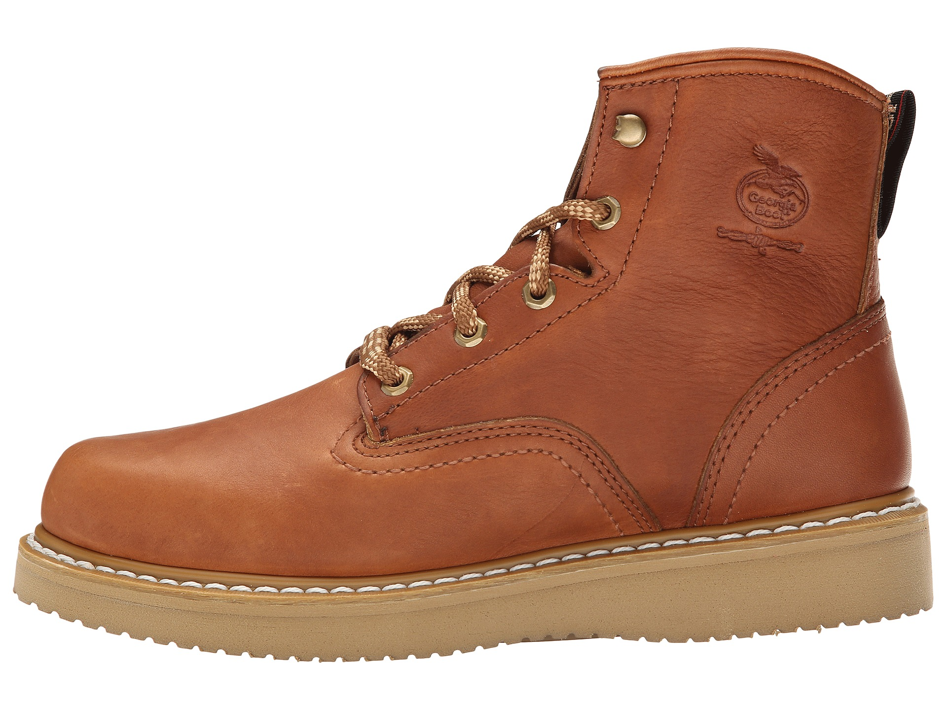 boot 6 quot wedge boot at zappos