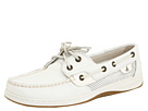 Sperry Top-Sider - Bluefish 2-Eye (White Tumbled)